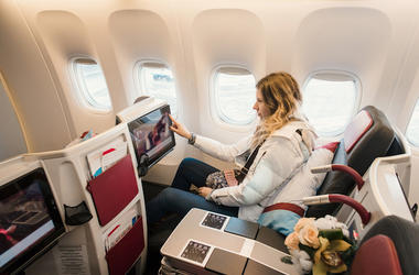 First Class, Airplane, Travel, Seat, Vacation