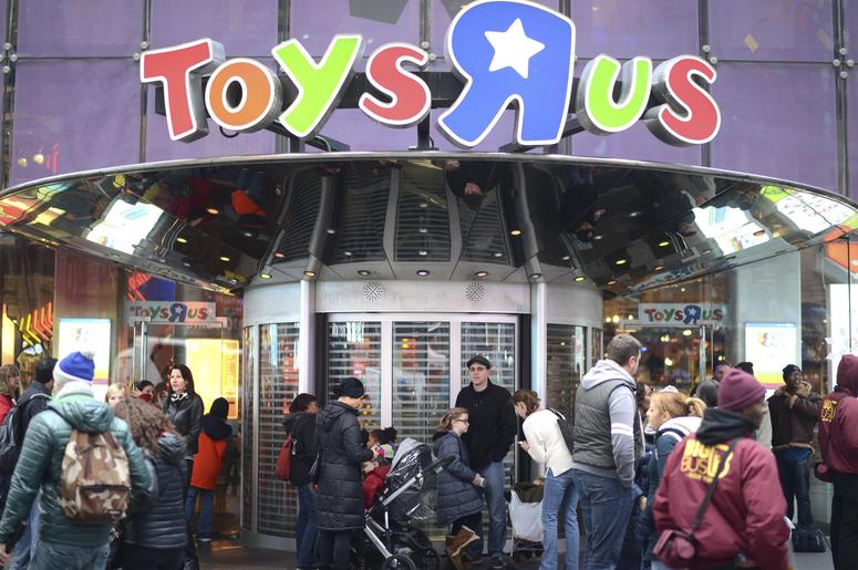 Toys R Us Could Be Saved By Gofundme That Has Already Gained Over