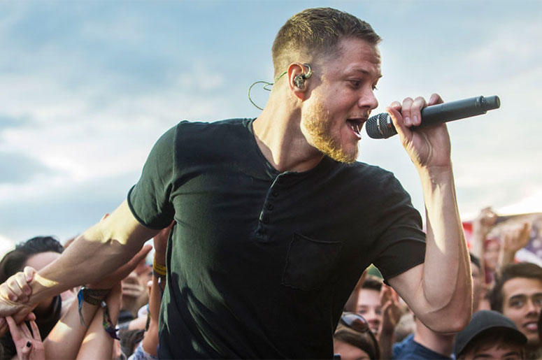 Imagine Dragons' Dan Reynolds and More to Perform in ...Dan Reynolds Imagine Dragons 2014