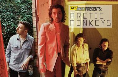 ALT 103.7 Presents Arctic Monkeys
