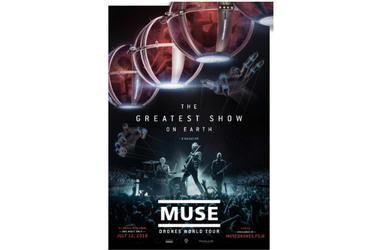 "Muse ""Drones World Tour"""
