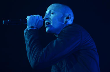 Chester Bennington, Linkin Park, Singing