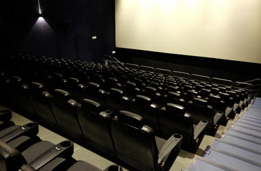 Movie Theater, Seats, Empty