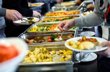 All-You-Can-Eat, Catering, Buffet, Food