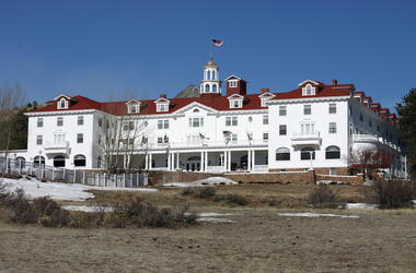 Stanley Hotel, Overlook Hotel, Estes Park, Colorado, The Shining