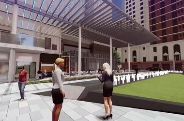 What AT&T's new Discovery District will look like