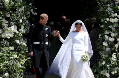 Prince Harry, Meghan Markle, Royal Wedding, St George's Chapel, Flowers