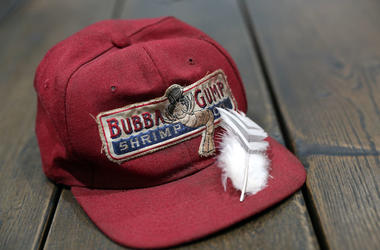 Forrest Gump, Hat, Bubba Gump Shrimp Co