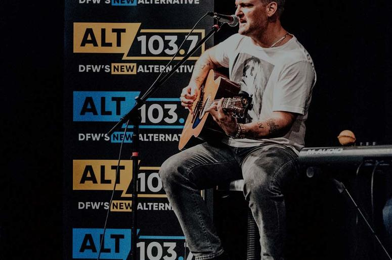 Cold War Kids Perform At The ALT 1037 Performance Showroom