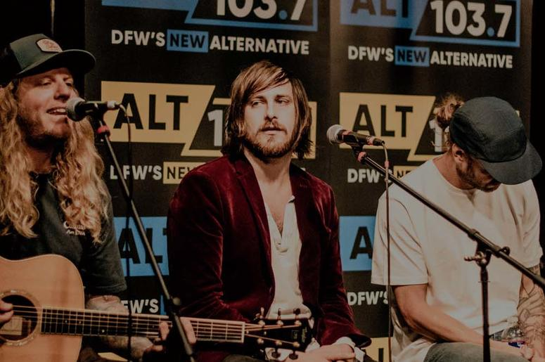 Dirty Heads Live At THE ALT 103.7 Performance Showroom