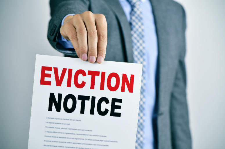 Eviction,Parents,Home,Son,30-year-old,Court,Notice,Kicked Out,ALT 103.7