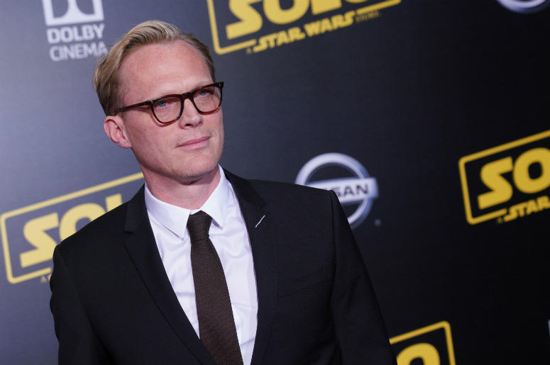 Paul Bettany,Text,The Tonight Show,Jimmy Fallon,Funny,Beg,Star Wars,Solo,Ron Howard,Cast,Video,ALT 103.7