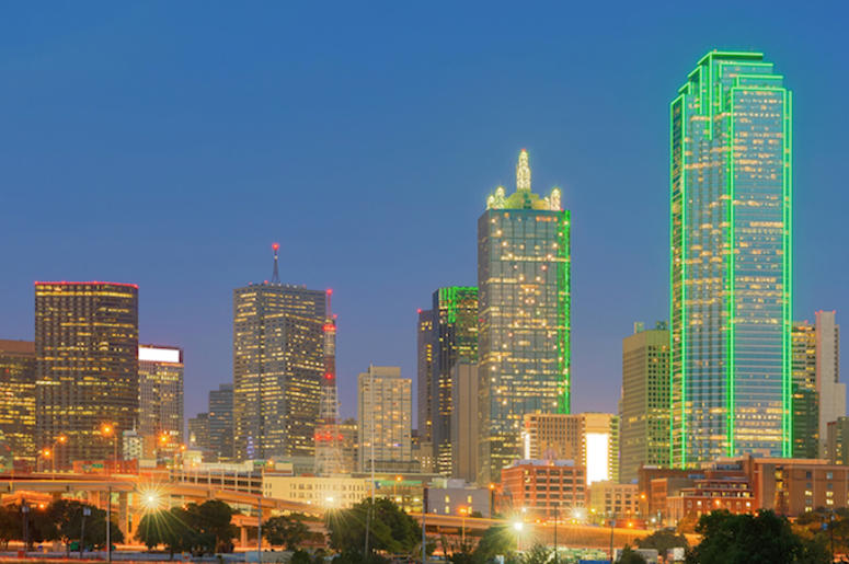 Downtown, Dallas, Skyline