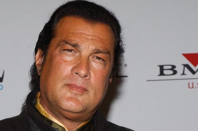 Steven Seagal, Face, Red Carpet