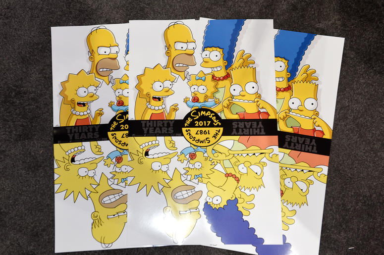 The Simpsons Poster