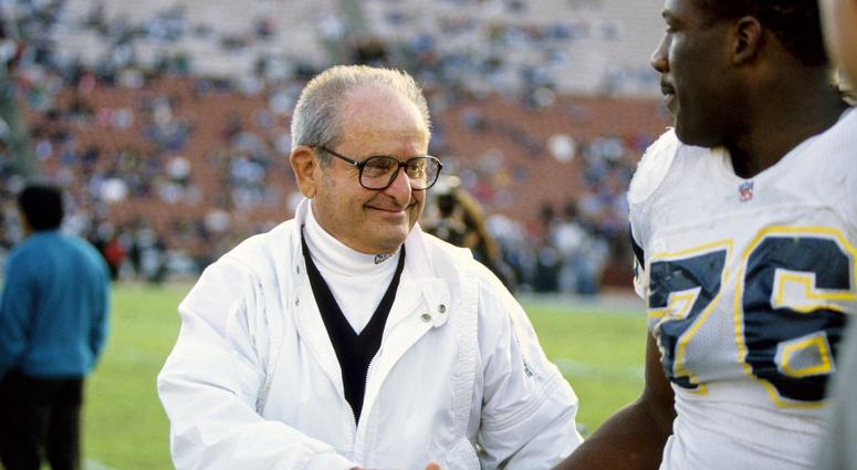 Breaking Chargers Owner Alex Spanos Dies At 95