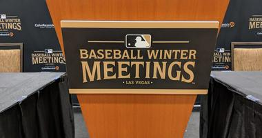 Gwynn & Chris LIVE From the Winter Meetings