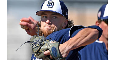 Chris Paddack, Padres Pitcher