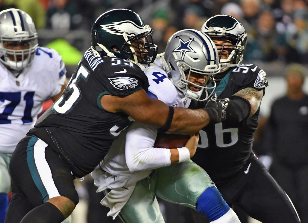50515fc28 Eagles sign Brandon Graham to 3-year extension