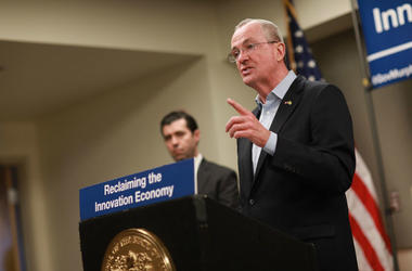 Governor Phil Murphy today showcased details of the proposed New Jersey Innovation Evergreen Fund (NJIEF), a groundbreaking new program to bring more venture capital investment to New Jersey while strengthening the Garden State's innovation ecosystem in N