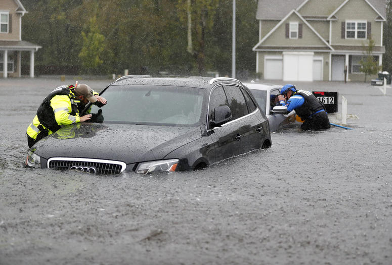 SC officials: 3 Florence-related deaths reported in state