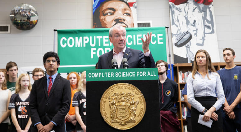 New Jersey Gov Phil Murphy Provides 2 Million To High Schools To