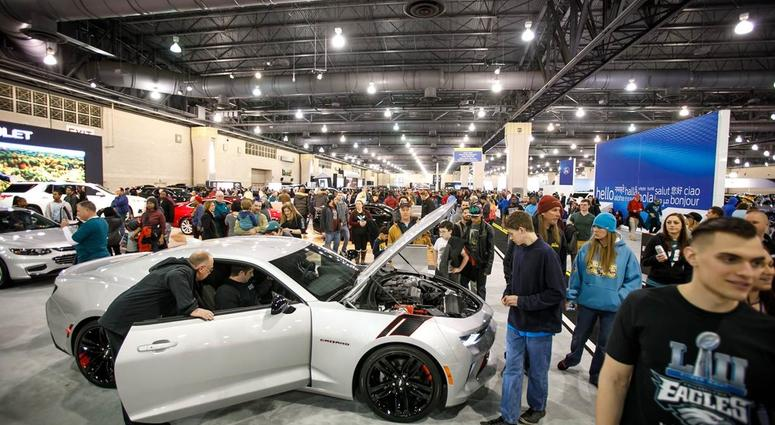 2019 Philly Auto Show