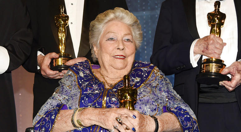 Anne V. Coates appears at the 2016 Governors Awards.