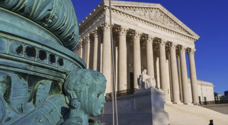 The Supreme Court says employers can prohibit their workers from banding together to complain about pay and conditions in the workplace.
