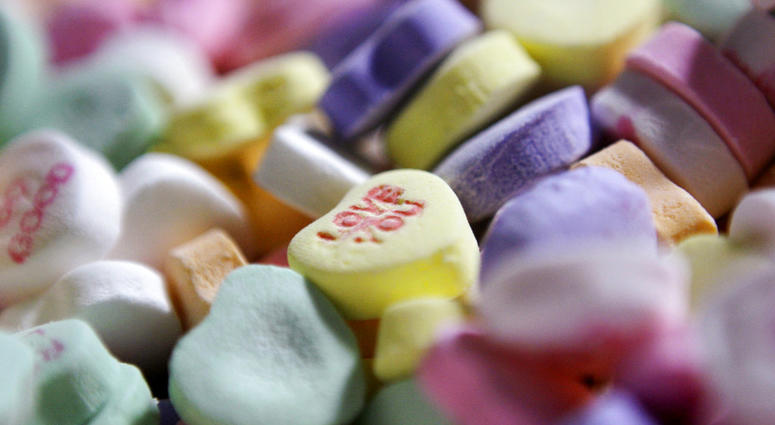 Four bidders are vying to buy the bankrupt manufacturer of Necco Wafers, Sweethearts and other iconic candies.