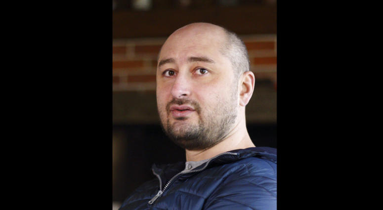 Russian opposition journalist Arkady Babchenko was harshly critical of the Kremlin was shot and killed in the Ukrainian capital.