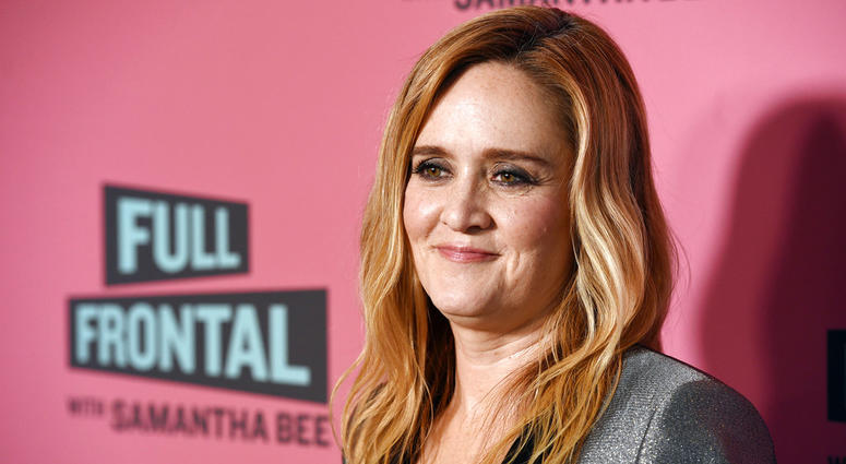 """Samantha Bee is under fire for referring to Ivanka Trump as a """"feckless c---"""" on her TBS comedy show."""