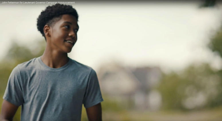 Antwon Rose in a campaign announcement. East Pittsburgh Officer Michael Rosfeld who shot Rose, an unarmed black teenager, has been charged with criminal homicide.