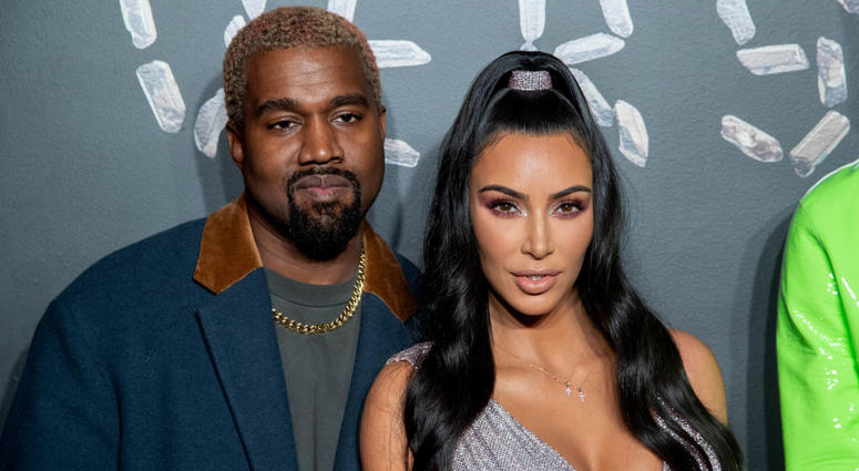 Image result for Kim Kardashian and Kanye West Expecting Baby No. 4: Everything We Know