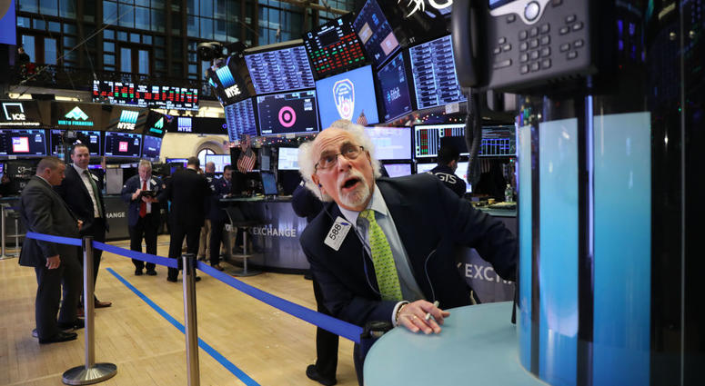 Dow Jones opens higher after brutal Christmas Eve trading session