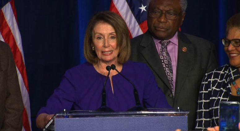 Image result for Pelosi confident about becoming speaker, as others seek leadership posts