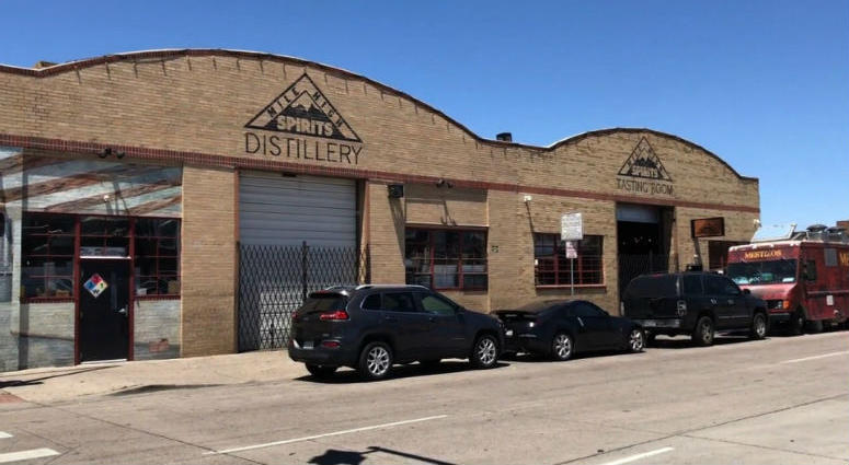 The accidental shooting took place at the Mile High Spirits bar and live music venue.