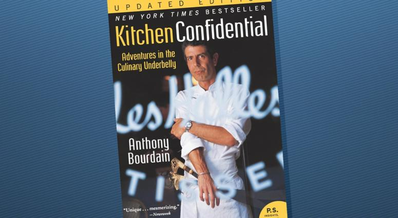 """""""Kitchen Confidential: Adventures in the Culinary Underbelly"""" has shot to the top of Amazon's bestseller list following news that the chef and television host took his own life Friday."""