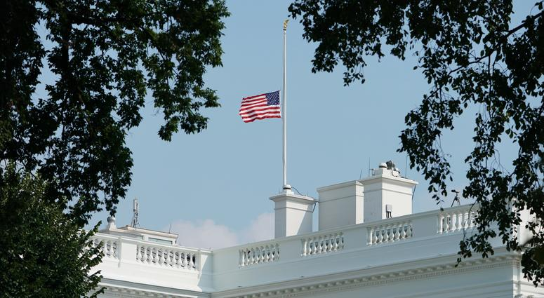 There will be a national day of mourning Wednesday to honor the late former President George H.W. Bush, who died Friday night at 94.