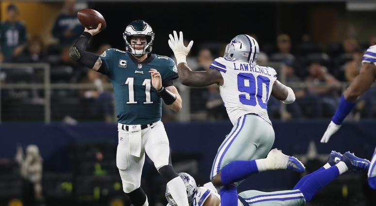 Cowboys QB Dak Prescott responds to Eagles' trash talk