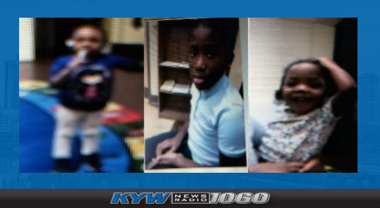 Police ask for public's help after 3 children, mother go missing in Brewerytown