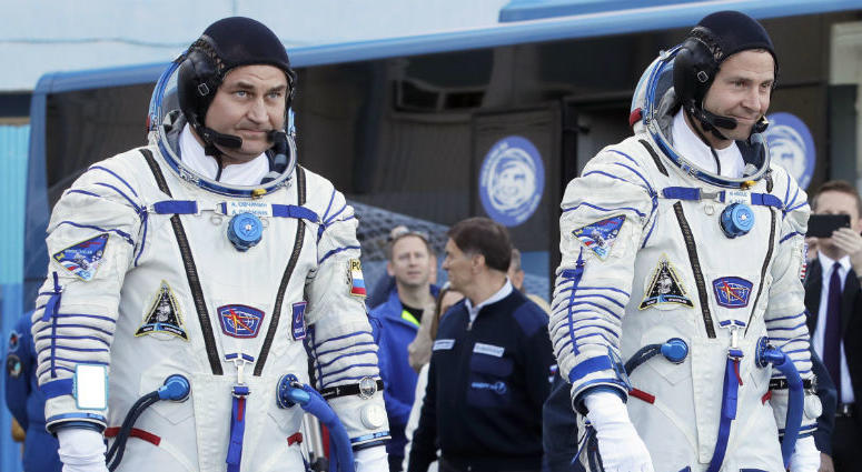 US, Russian astronauts safe after emergency landing