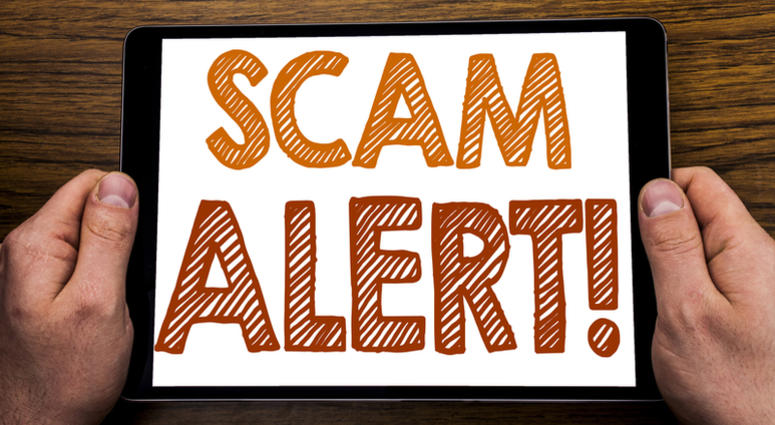 There's a scam going around right now that tries to scare PECO customers into thinking their power is about to be disconnected