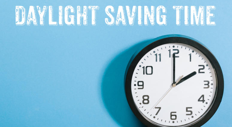 Time isn't on your side with coming shift to daylight saving