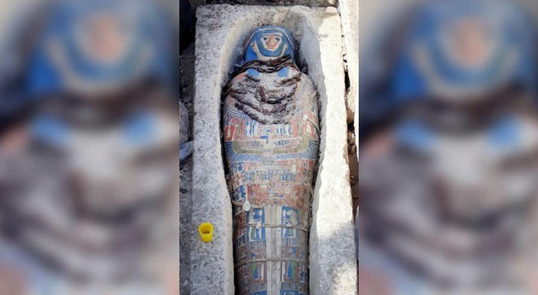 Egypt Mummies
