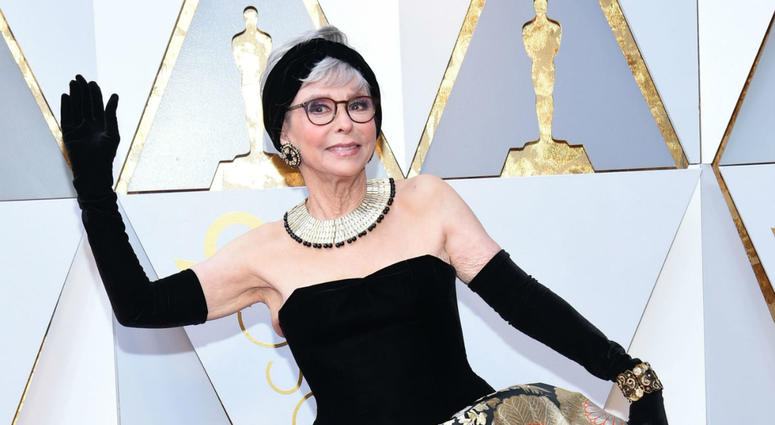 Rita Moreno joins 'West Side Story' movie remake