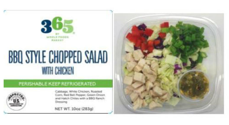 Half Ton Of Salad Recalled By California Grocery Supplier Kyw
