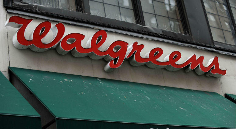 Walgreens store on the Upper East Side of Manhattan.
