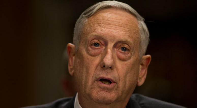 Secretary of State Rex Tillerson and Defense Secretary Jim Mattis testifies to the Senate Foreign Relations Committee regarding Authorizations for the Use of Military Force at the Capitol in Washington D.C., United States of America on Oct 30, 2017.