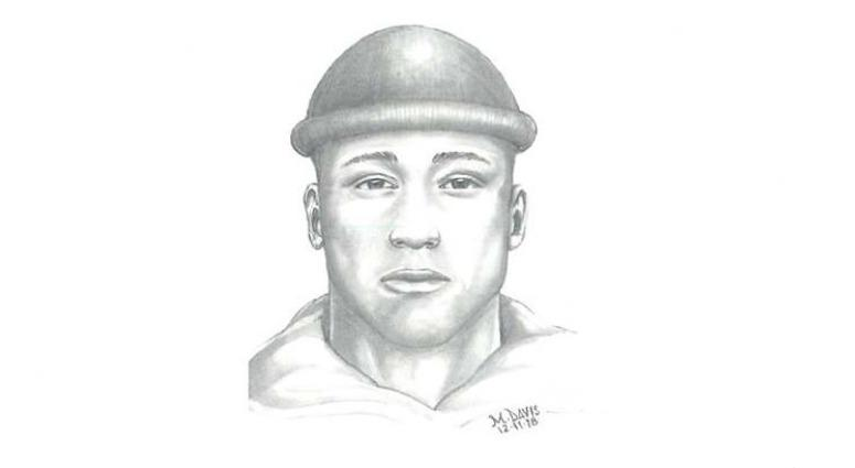 Norristown police have released a sketch of the suspect in a series of assaults.